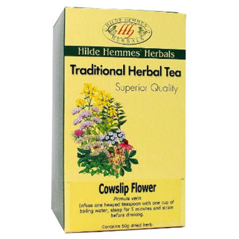 Hilde Hemmes Traditional Tea Cowslip Flower 50g
