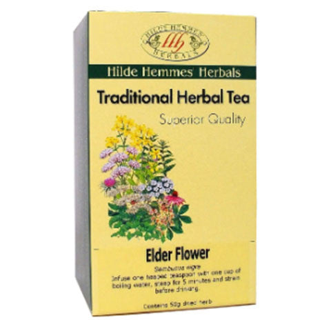 Hilde Hemmes Traditional Tea Elder Flower 50g