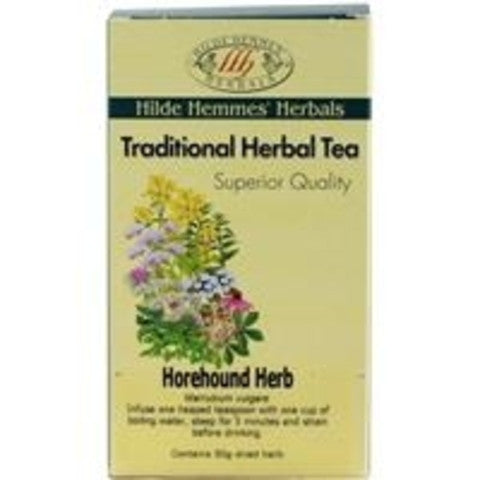 Hilde Hemmes Traditional Tea Horehound 50g