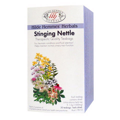 Hilde Hemmes Herbal's Stinging Nettle Leaf 30s Tea Bags