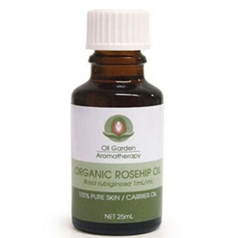 Oil Garden Aromatherapy Rosehip Oil 25ml