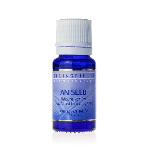 Springfields Aromatherapy Aniseed 11ml