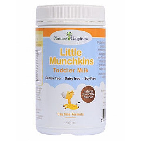 Little Munchkins Toddlers Milk Day 12m+ 420g