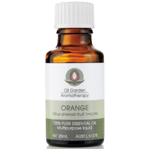 Oil Garden Aromatherapy Orange Oil 25ml