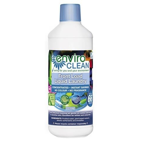 EnviroClean Top Load Laundry Liquid 1L