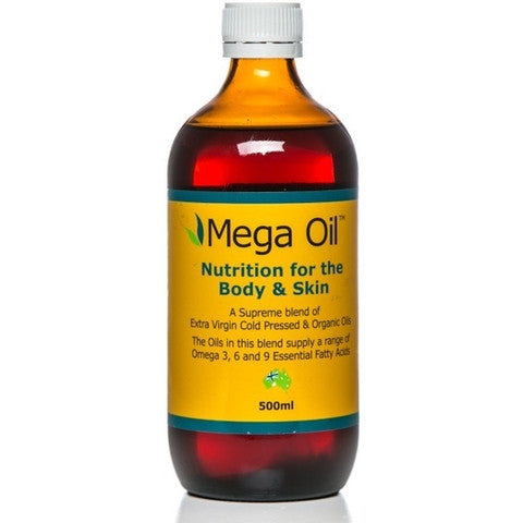 Graham's Natural Mega Oil * 500ml