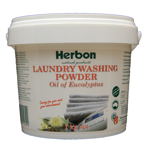 Herbon Laundry Washing Powder Fragrance Free 20kg