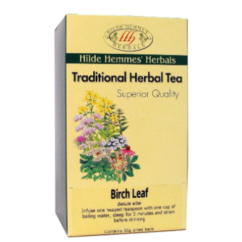 Hilde Hemmes Traditional Tea Birch Leaf 50g