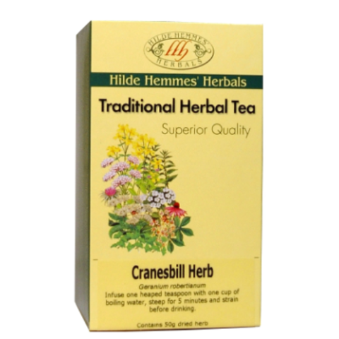 Hilde Hemmes Traditional Tea Cranesbill 50g