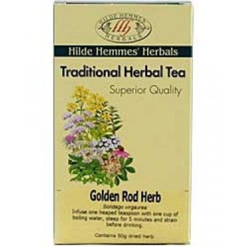 Hilde Hemmes Traditional Tea Golden Rod 50g