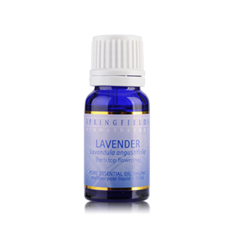 Springfields Aromatherapy French Lavender 11ml