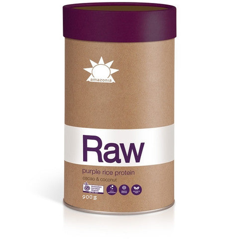 Amazonia Raw Purple Rice Protein Cacao & Coconut 900g