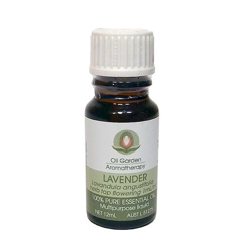 Oil Garden Aromatherapy Lavender Oil 12ml
