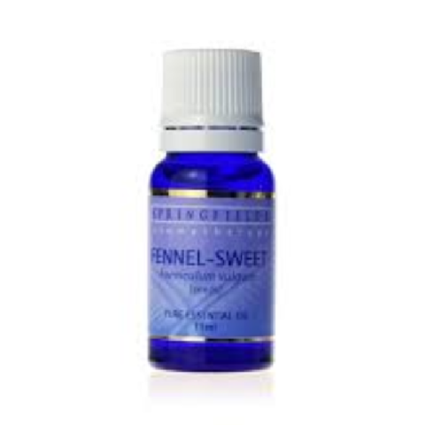 Springfields Aromatherapy Fennel 11ml