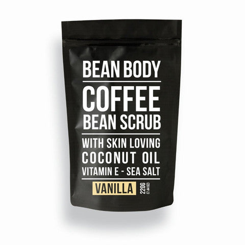 Bean Body Vanilla Scrub 220g