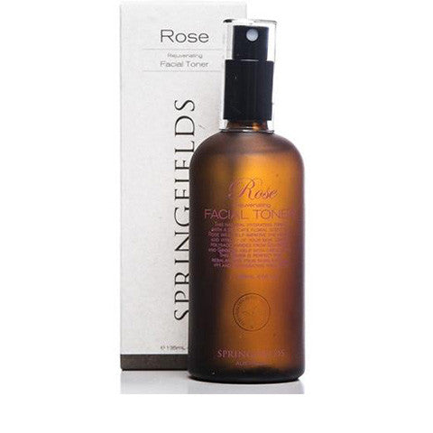 Springfields Facial Toner Rose 135ml