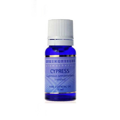 Springfields Aromatherapy Cypress 11ml