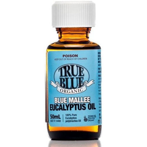 True Blue Eucalyptus Oil 50ml