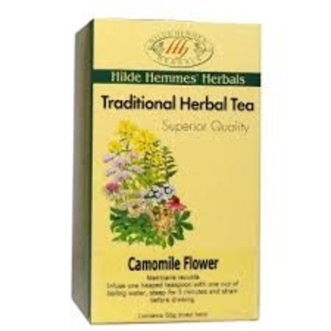 Hilde Hemmes Traditional Tea Camomile Flower 50g