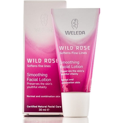 Weleda Wild Rose Smoothing FaceLotion 30ml