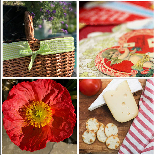 Great Uses for Picnic and Wicker Baskets