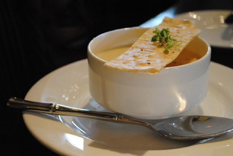 Tommy Bahamas Creamy Crab Bisque