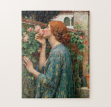 Beautiful John William Waterhouse The Soul of the Rose Puzzle