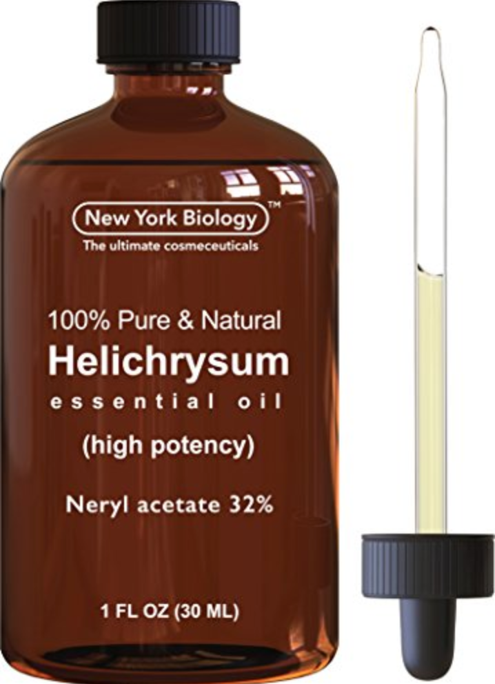What is Helichrysum Essential Oil?