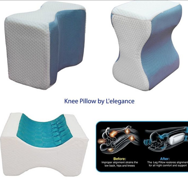 Benefits of using a Memory Foam Knee Pillow