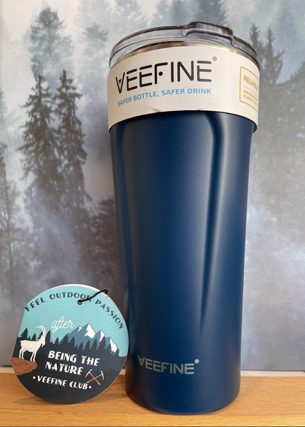 The Pretty VeeFine 20oz Tumbler