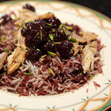 Rice with Sour Cherries