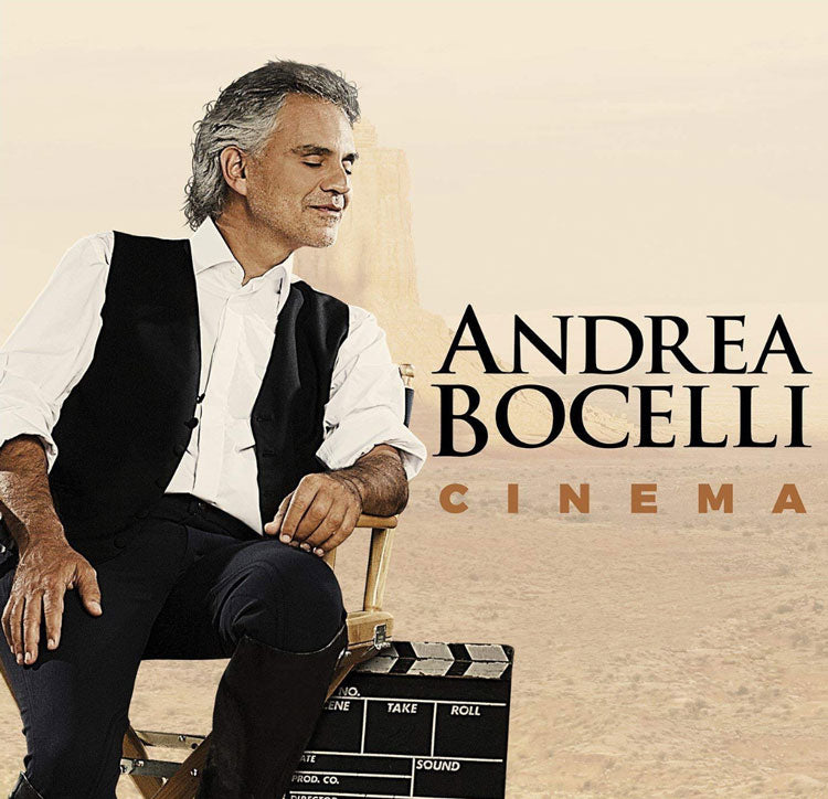 Andrea Bocelli Cinema Album