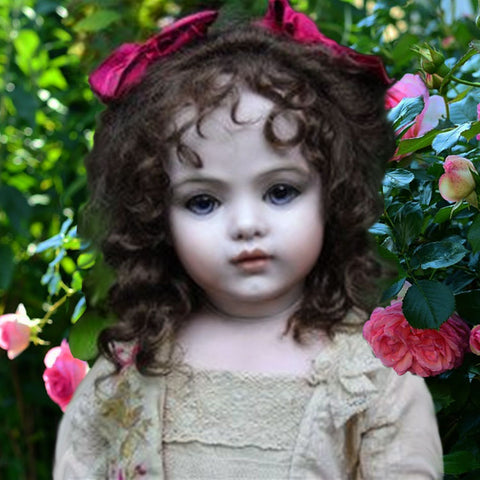 Beautiful Porcelain Dolls by Margit Gieszer