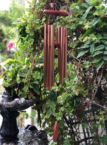 The Sweet Sound of Wind Chimes