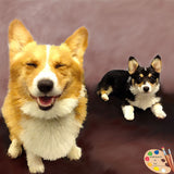 Corgi Group Portrait 575