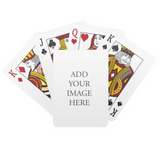 Playing Cards with Easter Egg Image