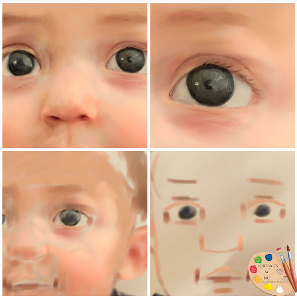 Eye Painting Tutorial