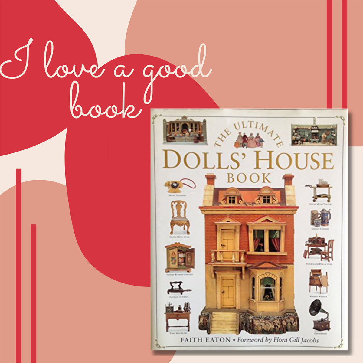 The Ultimate Doll's House Book 🌸 Full of lovely Images
