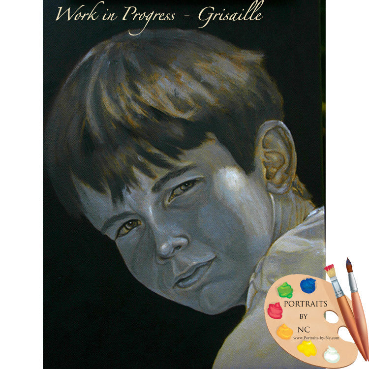 Grisaille Procedure