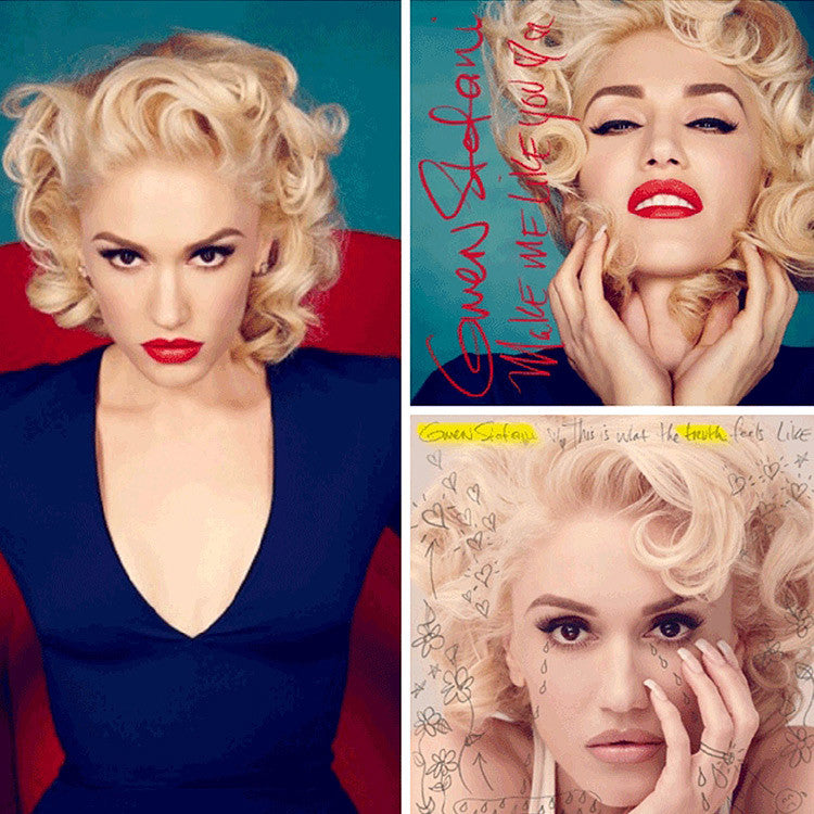GwenStefani This is What Truth Feels Like