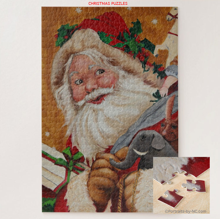 New Holiday Jigsaw Puzzles
