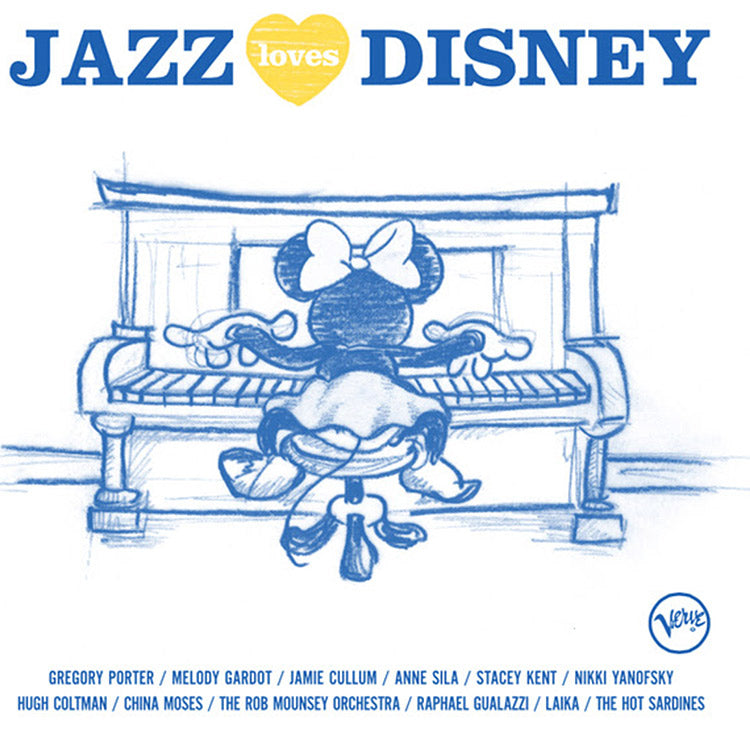 Jazz Loves Disney Great Album for Disney Fans