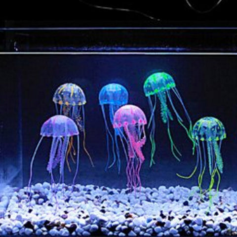 Aquarium Decor - Jelly Fish