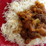 Persian Quince Stew (Khoresht-e Beh)