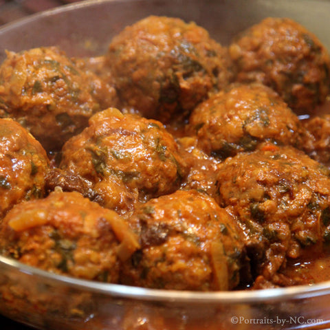 Kufteh - Persian Meat Balls