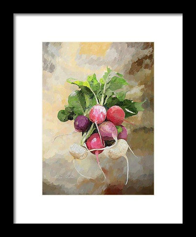 Radishes - A Heavenly Bunch
