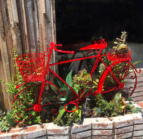 Decorating with Bicycles