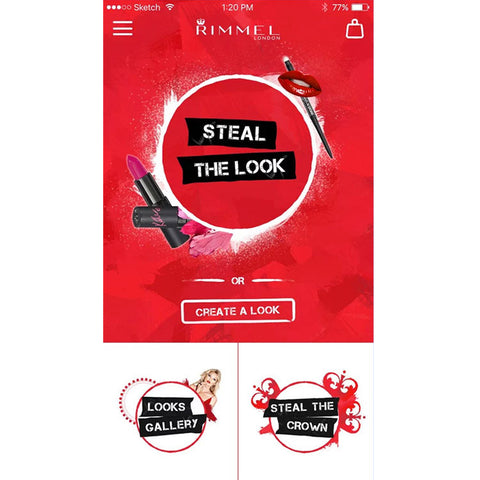 Rimmel Let's you Steal the Look