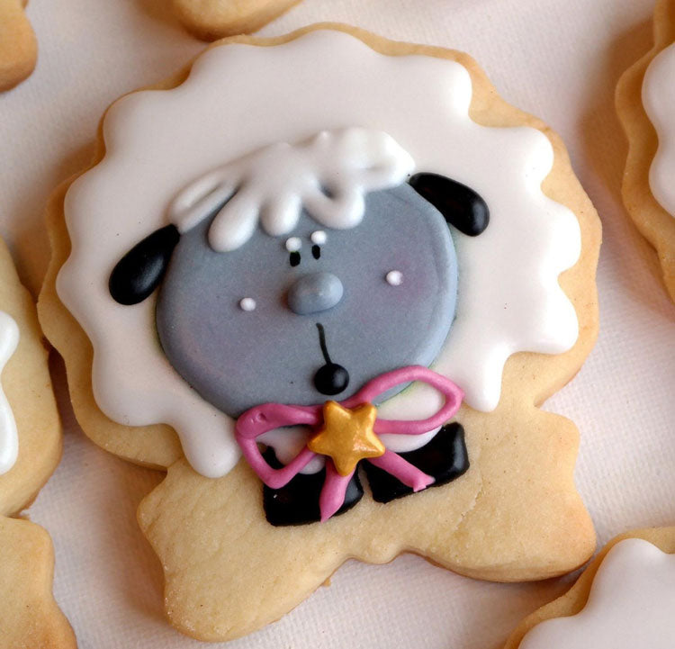 Sheep Baked Cookie Recipe
