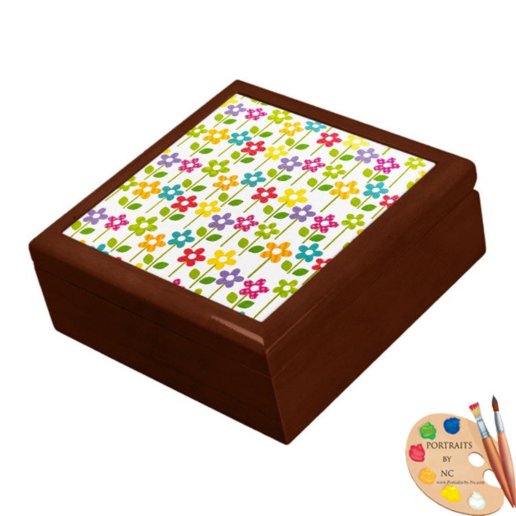 Girl Keepsake Box